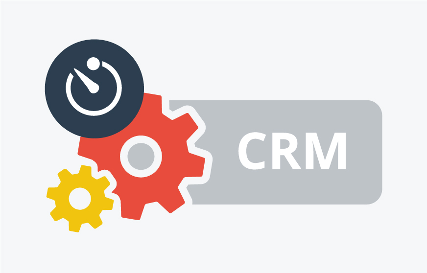 CRM website development